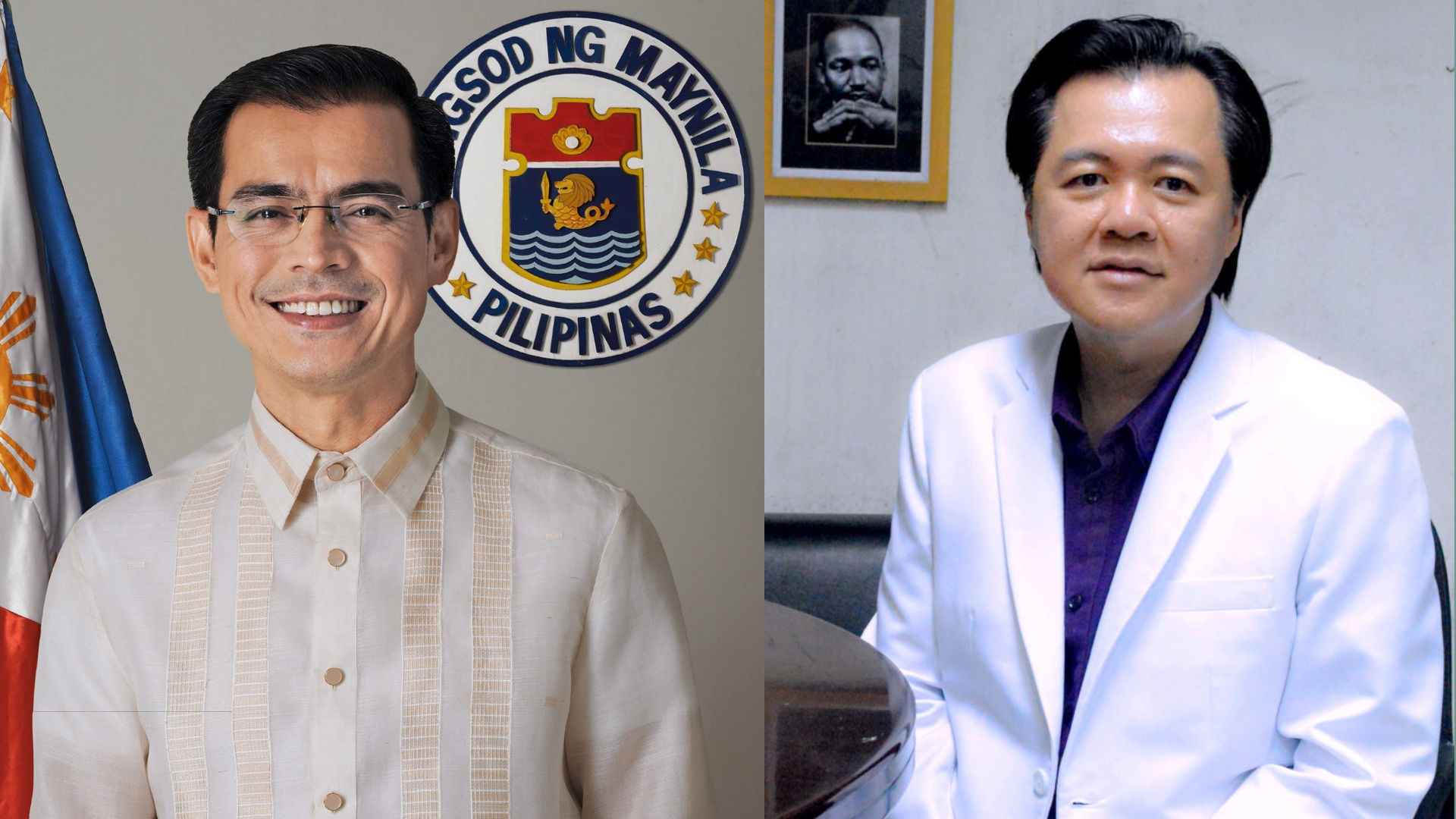 Read more about the article MAYOR ISKO MORENO AT DOC WILLIE ONG, TATAKBONG PRESIDENTE AT VP